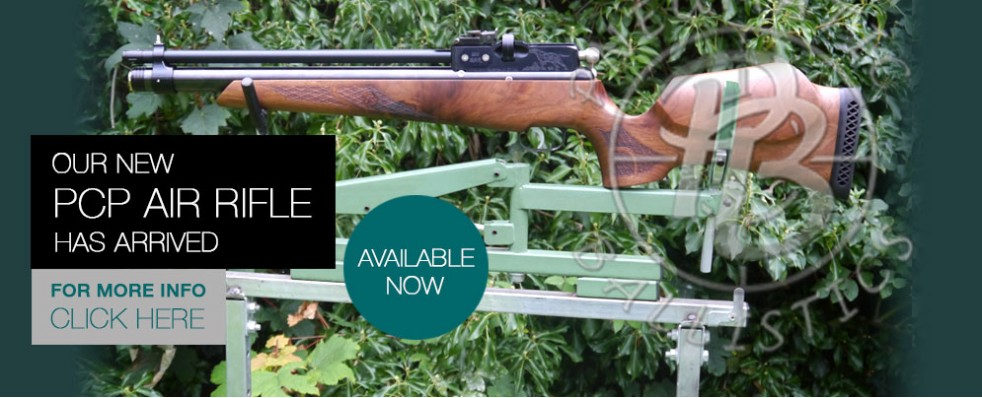 Air Rifle - Available Now